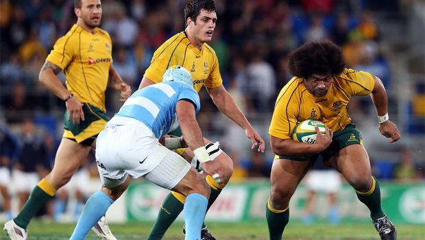 Australia v Argentina Rugby Championship