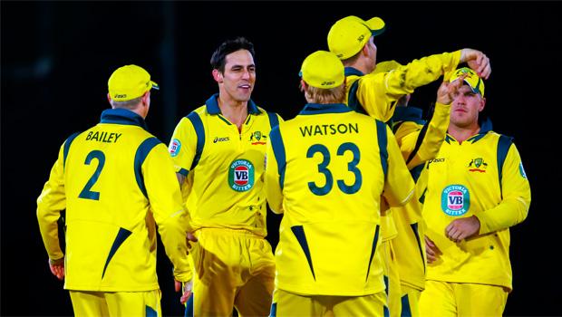 Australia win over England ODI