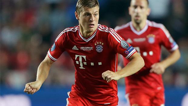 Bayern Munich Champions League bid