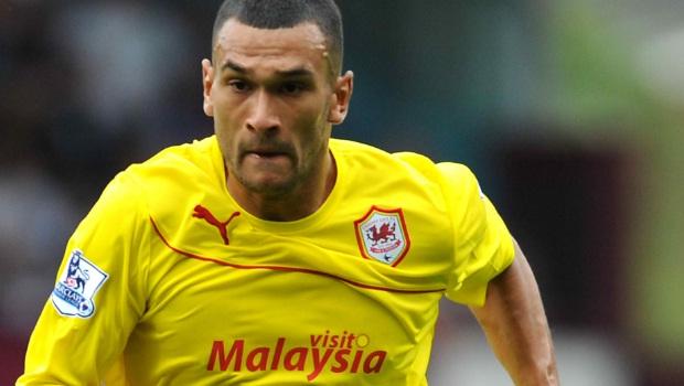 Cardiff City Steven Caulker