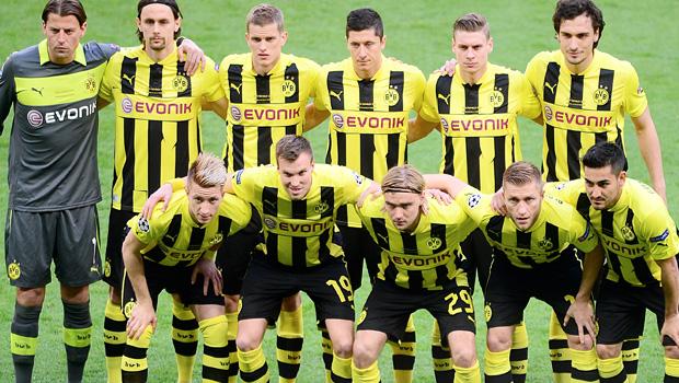 Champions League Borussia Dortmund v Marseille
