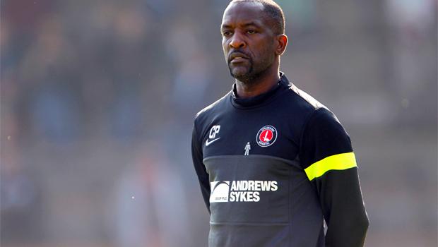 Charlton Athletic boss Chris Powell
