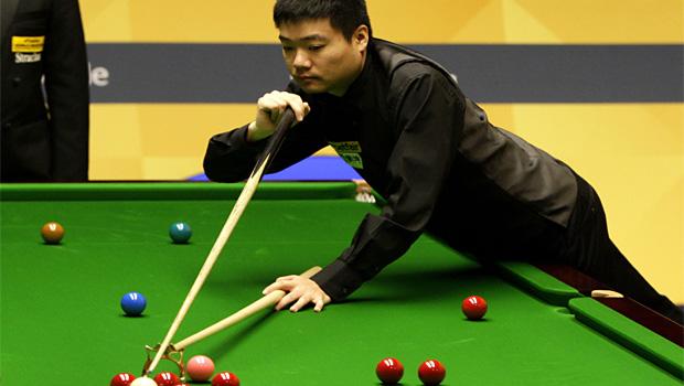 Ding Junhui Shanghai Masters snooker