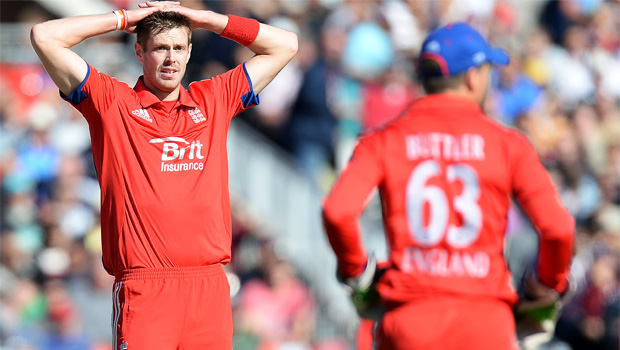 England bowler Boyd Rankin cricket