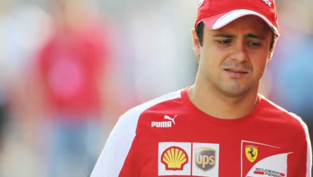 Felipe Massa Ferrari fired