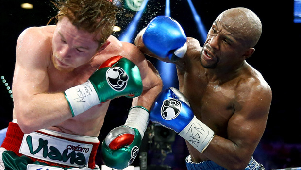 Floyd Mayweather win over Saul Alvarez