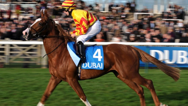 Galileo Rock horse