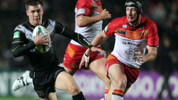 Hull v Catalan Dragons