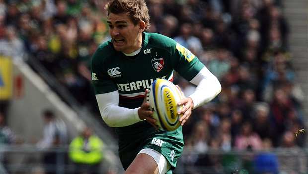 Leicester Tigers Toby Flood