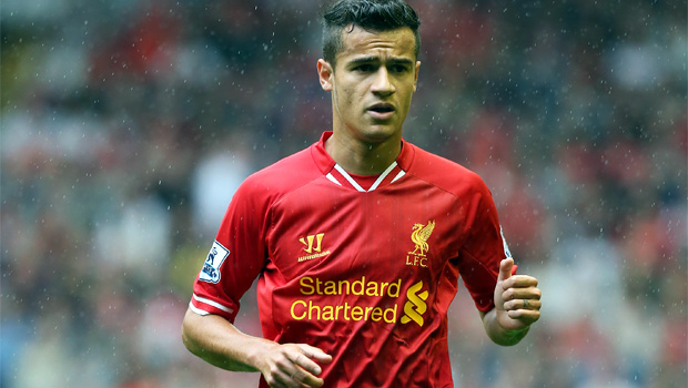 Liverpool Philippe Coutinho Premier League Philippe