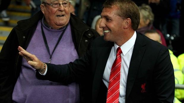 Liverpool boss Brendan Rodgers on Premier League title