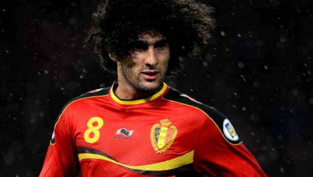 Marouane Fellaini man utd transfer