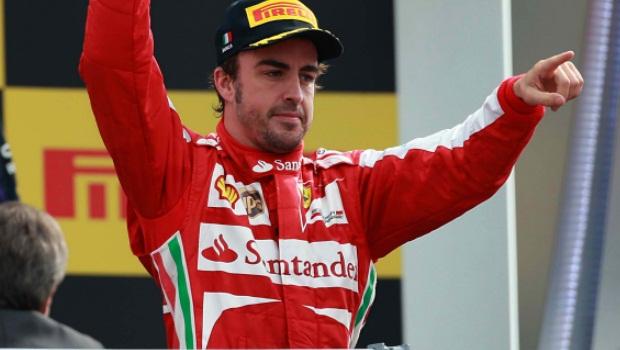 McLaren interest Fernando Alonso
