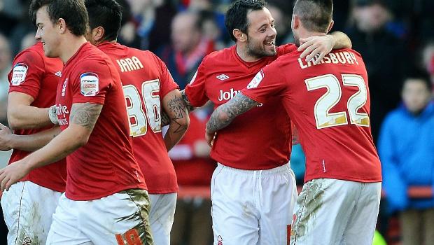 Nottingham Forest v Middlesbrough