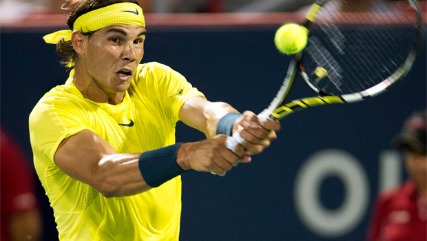 Rafael Nadal quarter-final clash US Open 2013
