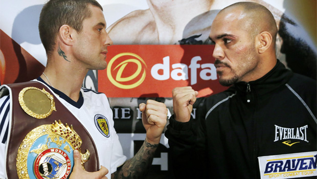 Ricky Burns boxer