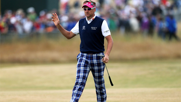 Ryder Cup Ian Poulter