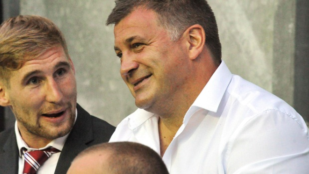 Shaun Wane Wigan Warriors