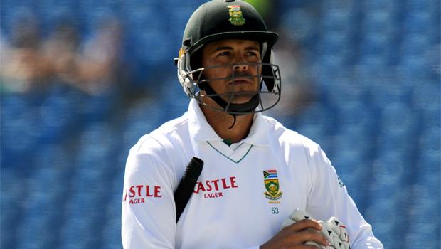 South Africa batsman Jacques Rudolph