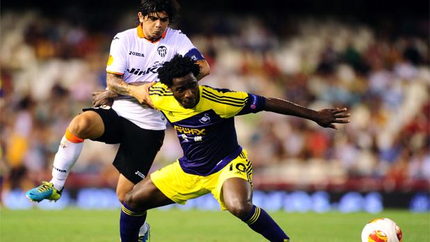 Swansea v Valencia in Europa League Group A
