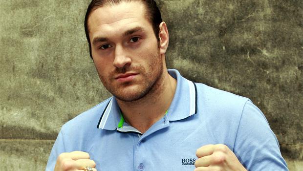 Tyson Fury v David Haye on September 28