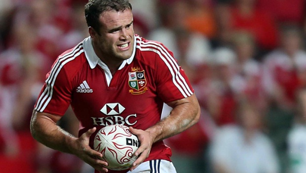 Wales Rugby Union Jamie Roberts
