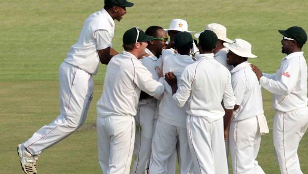 Zimbabwe v Pakistan cricket