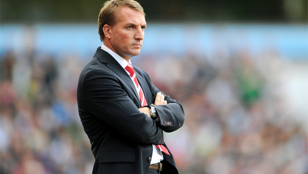 liverpool manager brendan rodgers target top 6