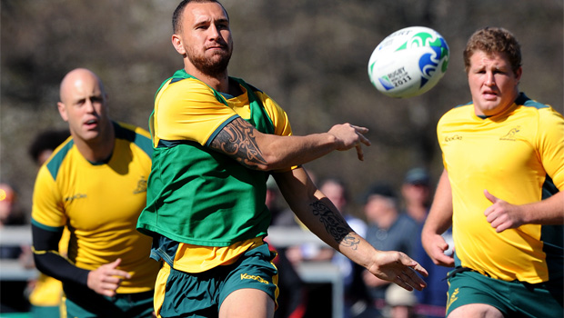 wallabies in good spirits to clash with South Africa