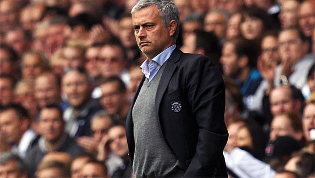 Arsenal v Chelsea: Jose Mourinho