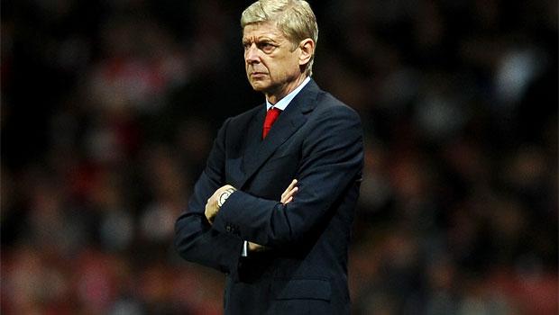 Arsenal v Liverpool Arsene Wenger
