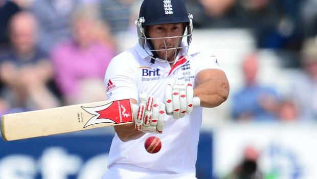 Ashes Cricket Tim Bresnan