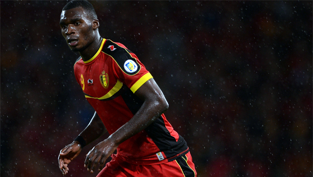 Belgium striker Christian Benteke world cup
