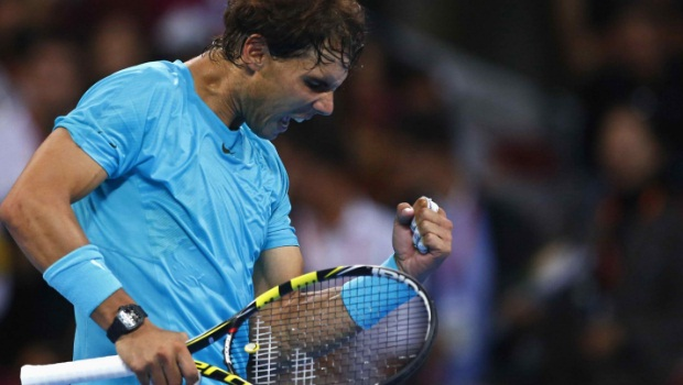 China open rafael nadal number one