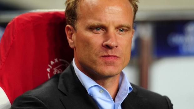 Dennis Bergkamp former arsenal