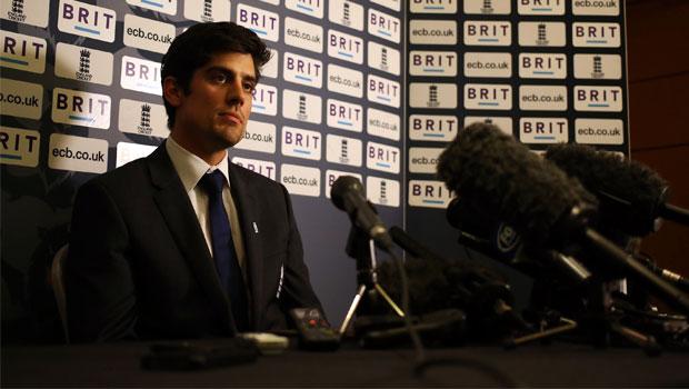 England Cricket: Alastair Cook