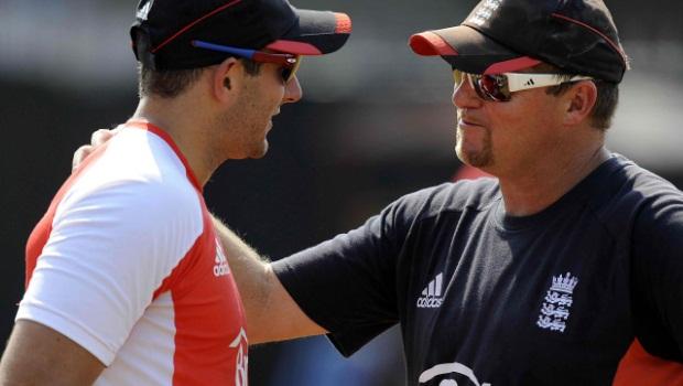 England Cricket David Saker
