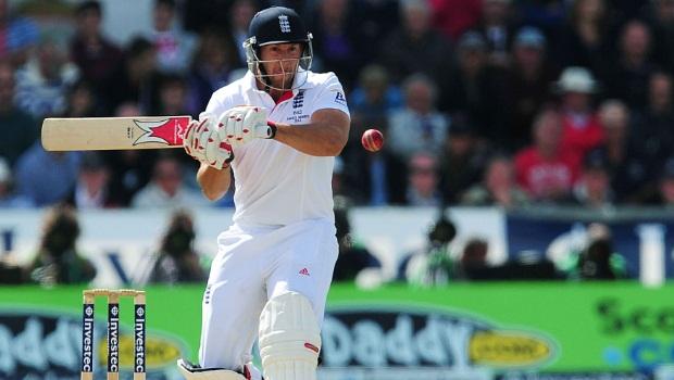 England Cricket Tim Bresnan