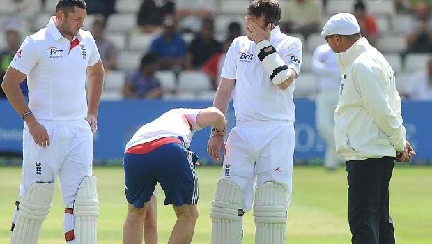 England bowler Ashes tour