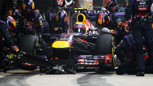 Formula One Mark Webber indian gp