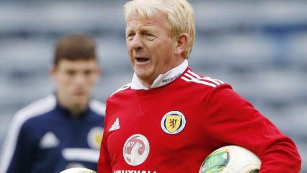 Gordon Strachan scotland world cup