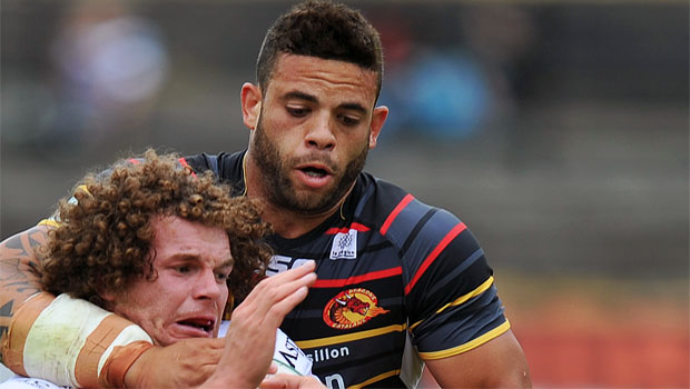 Hull KR signs Kevin Larroyer