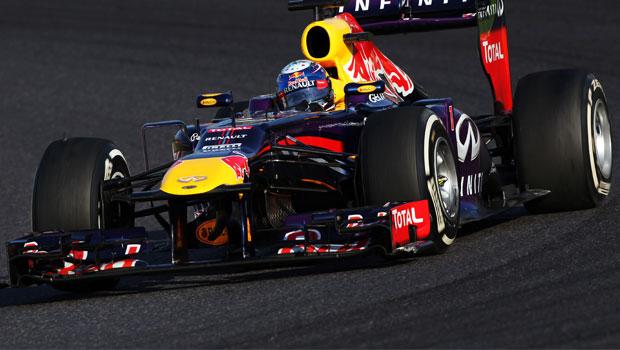 Indian Grand Prix Sebastian Vettel Red Bull