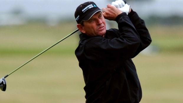International captain Nick Price golf