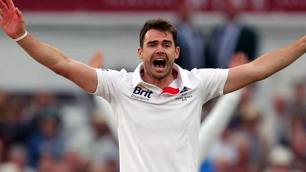 Lancashire Cricket James Anderson
