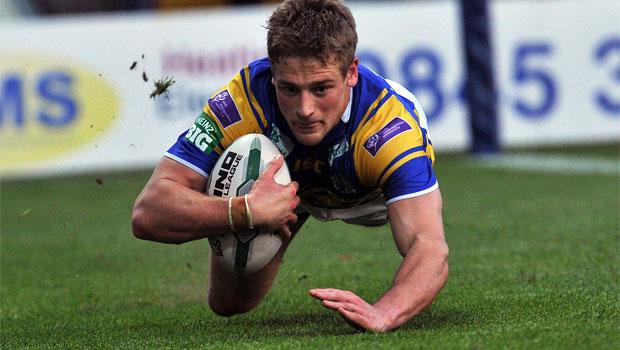 Leeds Rhinos Rugby: Jimmy Keinhorst