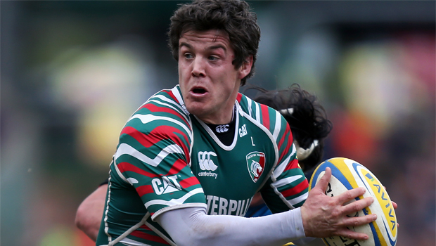 Leicester tigers Anthony Allen