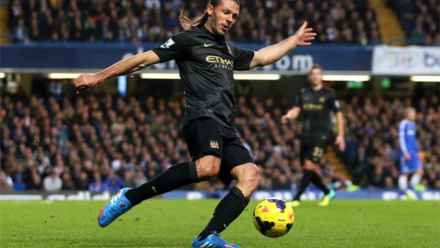Manchester City Martin Demichelis