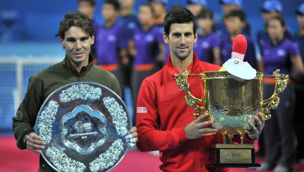 Novak Djokovic wins china open