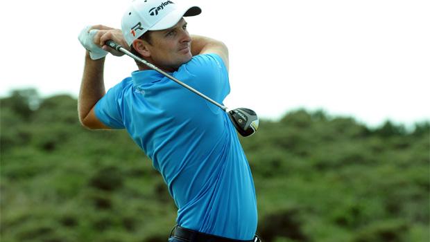 PGA Grand Slam on Justin Rose